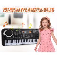 đàn organ, đàn piano với 61 phím nhạc và micro cho bé