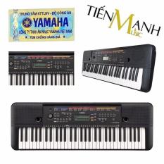 Đàn Organ Yamaha PSR-E263 – Hãng phân phối chính thức (Keyboard PSR E263 – Hàng chính hãng, Có tem chống hàng giả bộ CA – Bộ Đàn, Nguồn)