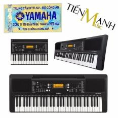 Đàn Organ Yamaha PSR-E363 – Hãng phân phối chính thức (Keyboard PSR E363 – Hàng chính hãng, Có tem chống hàng giả bộ CA – Bộ Đàn, Nguồn)