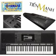 Đàn Organ Yamaha PSR-S770 – Hãng phân phối chính thức (Keyboard PSR S770 – Hàng chính hãng, Có tem chống hàng giả bộ CA – Bộ Đàn, Nguồn)