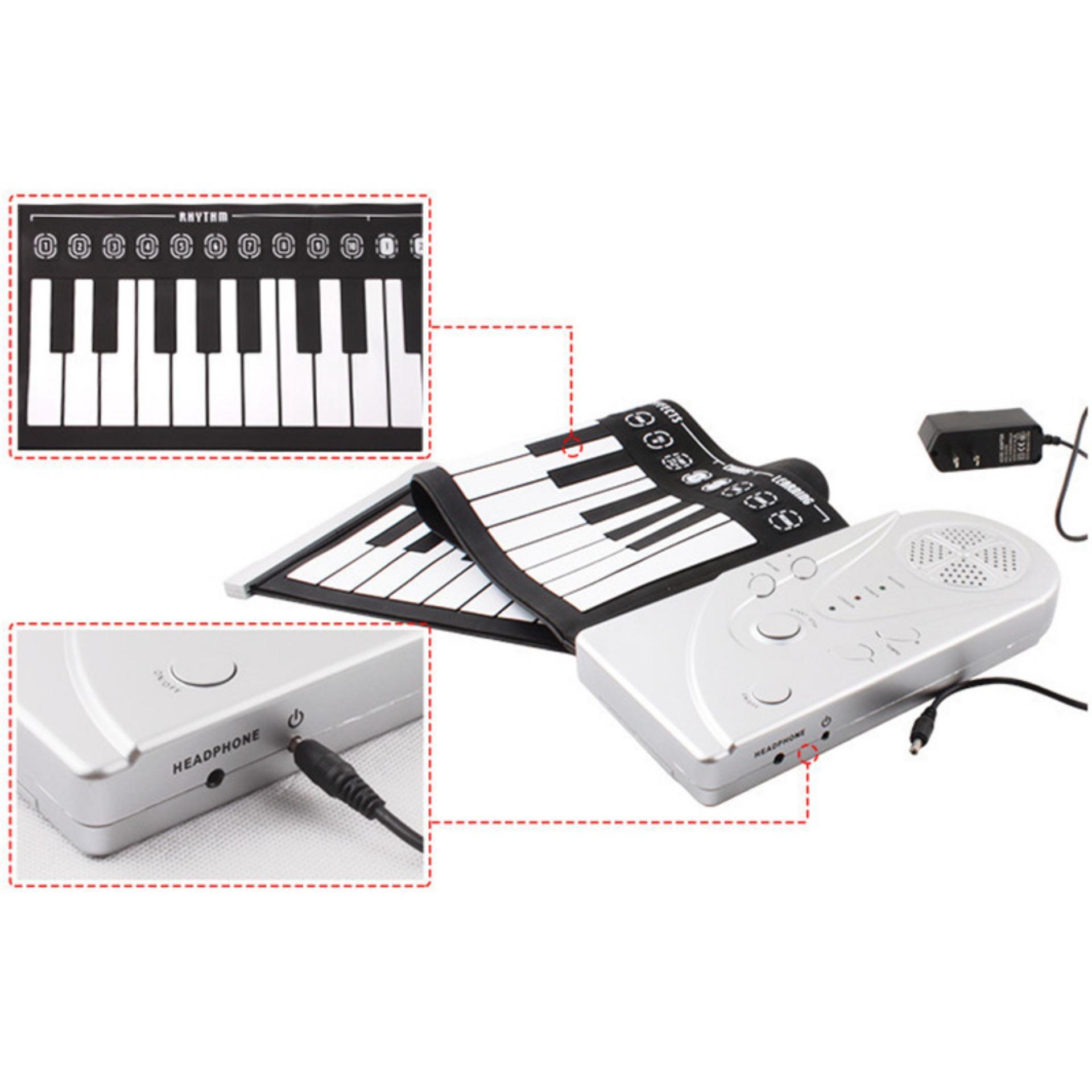 Đàn Piano Cuộn PN491