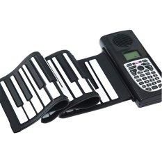 Cách mua Đàn piano cuộn Roll Up phím dẻo soft keyboard 49 (đen)