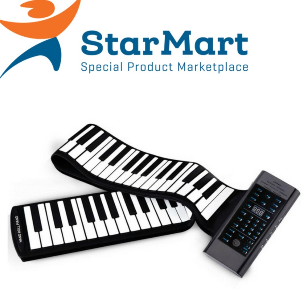 Chỗ bán Đàn Piano cuộn STARMART MODEL SKPB88
