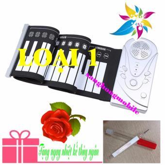 Đàn piano điện tử bàn phím cuộn dẻo 49 keys Loại 1 Công nghệ mới2017 (trắng) + Nhiệt kế thủy ngân - 8554801 , OE680MEAA3OEDQVNAMZ-6537447 , 224_OE680MEAA3OEDQVNAMZ-6537447 , 534000 , Dan-piano-dien-tu-ban-phim-cuon-deo-49-keys-Loai-1-Cong-nghe-moi2017-trang-Nhiet-ke-thuy-ngan-224_OE680MEAA3OEDQVNAMZ-6537447 , lazada.vn , Đàn piano điện tử bàn phím