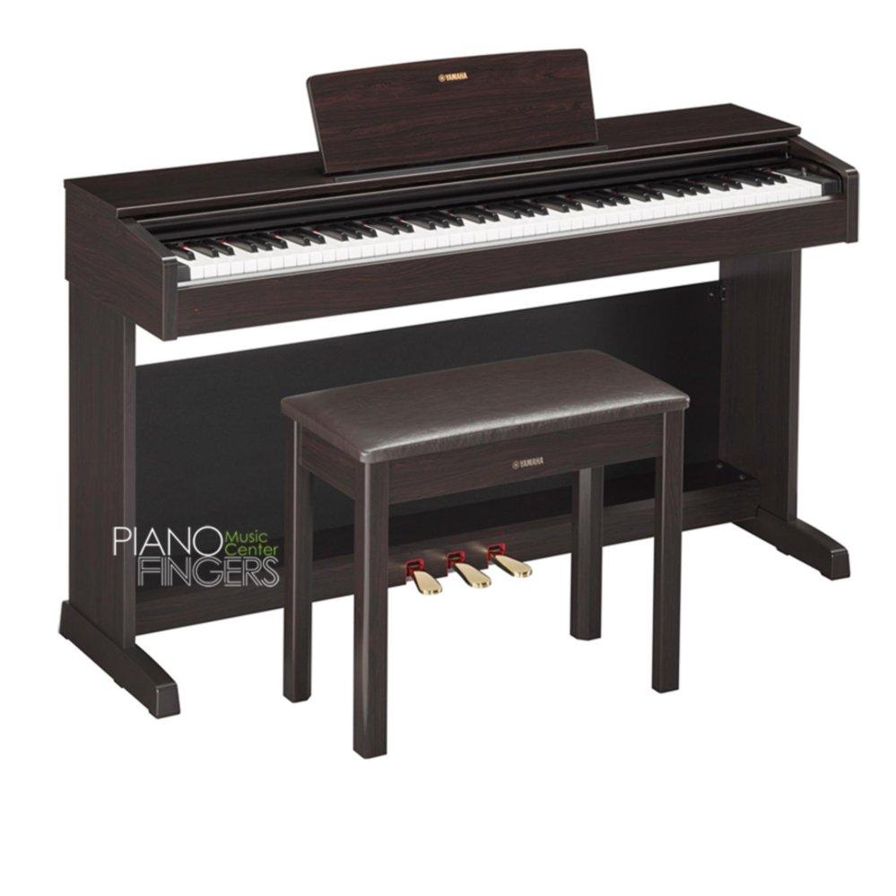 Bảng Báo Giá Đàn piano điện Yamaha YDP-143R (Màu Nâu)