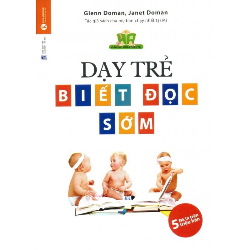 Mua Dạy Trẻ Biết Đọc Sớm - Glenn Doman,Janet Doman,Mai Hoa