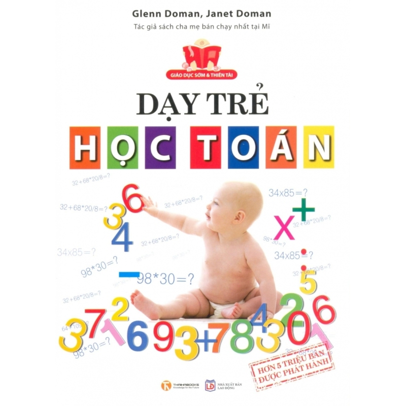 Mua Dạy Trẻ Học Toán - Mai Hoa,Janet Doman,Glenn Doman
