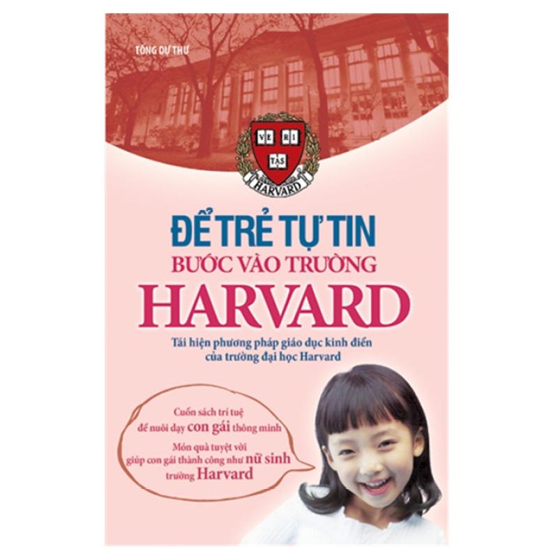 Mua Để trẻ tự tin bước vào trường Harvard