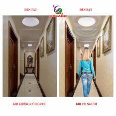 Đèn Led ốp trần cảm biến chuyển động Radar vi sóng Allmay giá tốt