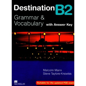 Destination B2- Grammar&Vocabulary