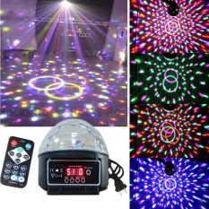 DMA512 Disco DJ stage lighting sound control LED digital crystal magic ball effect lights Party – intl