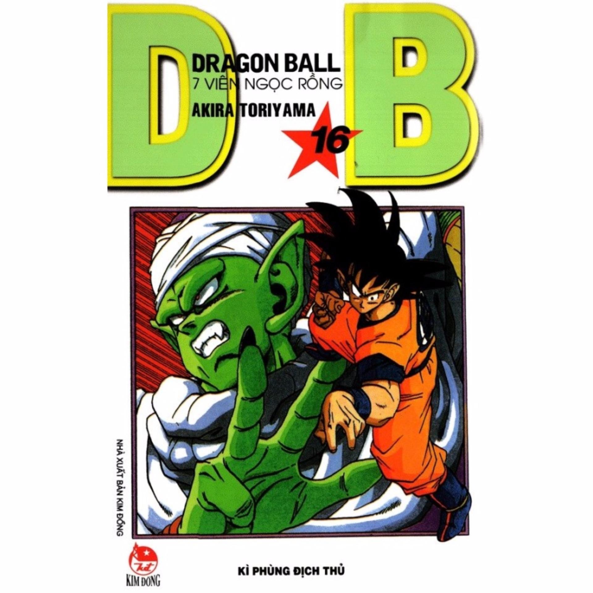 Dragon Ball 7 viên ngọc rồng (2015) - Tập 16