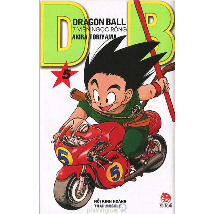 Dragon Ball 7 viên ngọc rồng (2015) - Tập 5