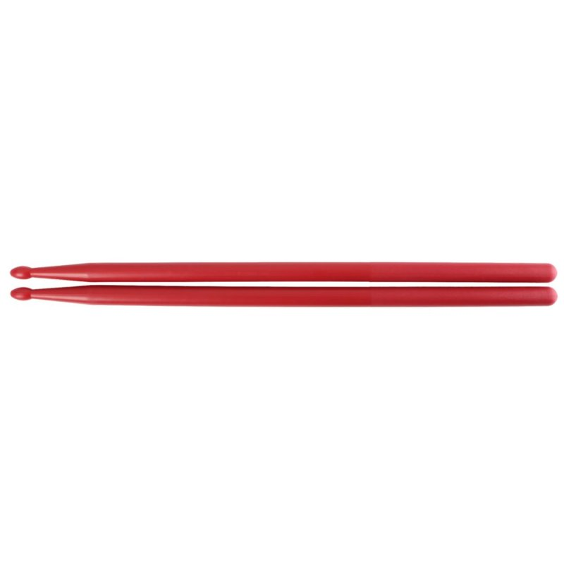 Drumsticks Stick Nylon for Drum Lightweight for Drummer Durable 1 Pair - intl