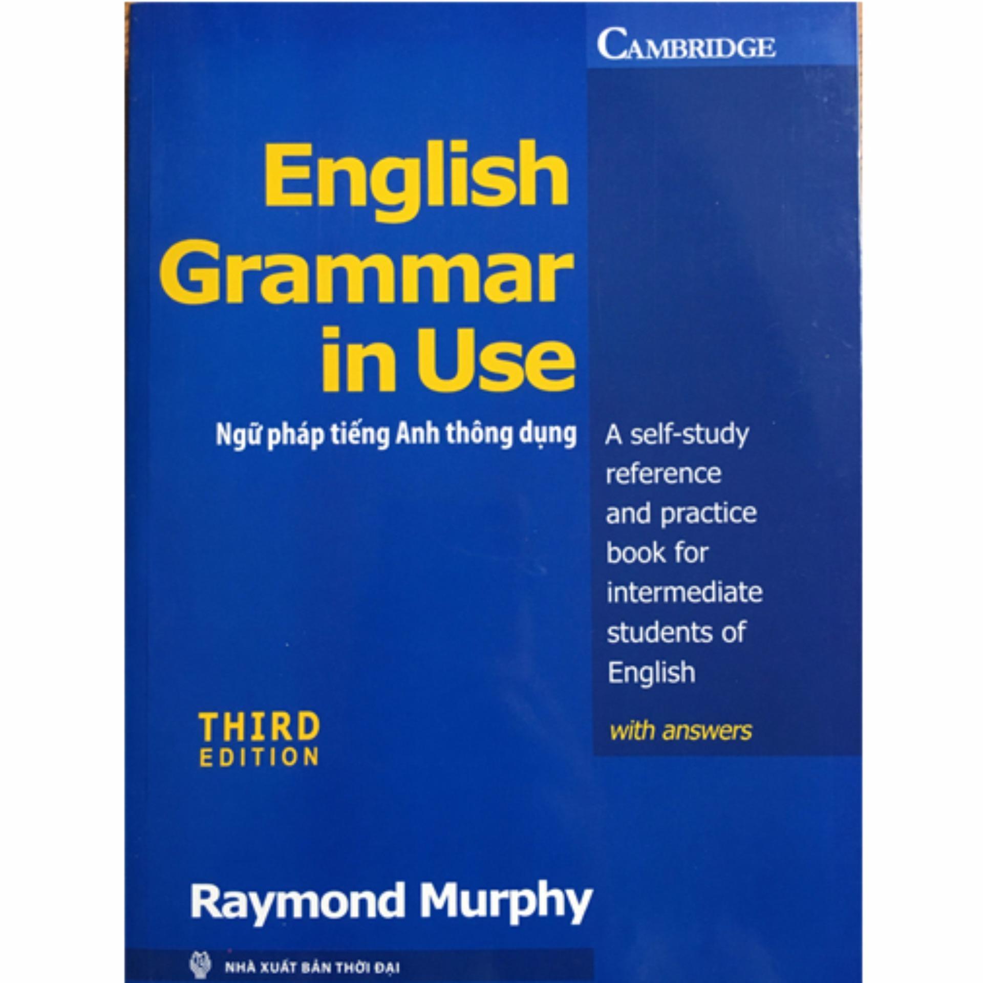 Sách [Cam kết sách Xịn] - English Grammar In Use THIRD Edition (Raymond Murphy) - 95k