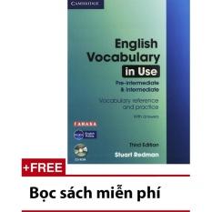 English Vocabulary in use – 3rd edition – Pre-Intermediate & Intermediate (kèm CD)
