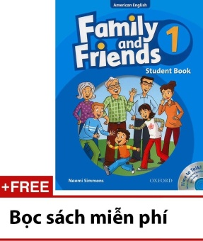 Family and Friends 1 - American English - Student's Book