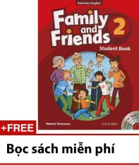 Family and Friends 2 – American English – Student's Book