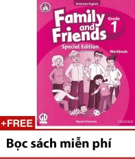 Family and Friends Special Edition Grade 1 – American English – Workbook