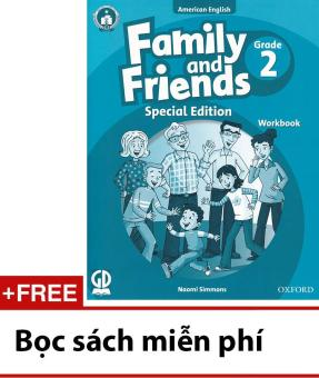 Family and Friends Special Edition Grade 2 - American English -Workbook