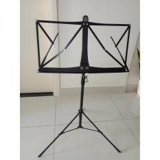 Giá nhạc – Perlman Music stand (màu đen), có hộp