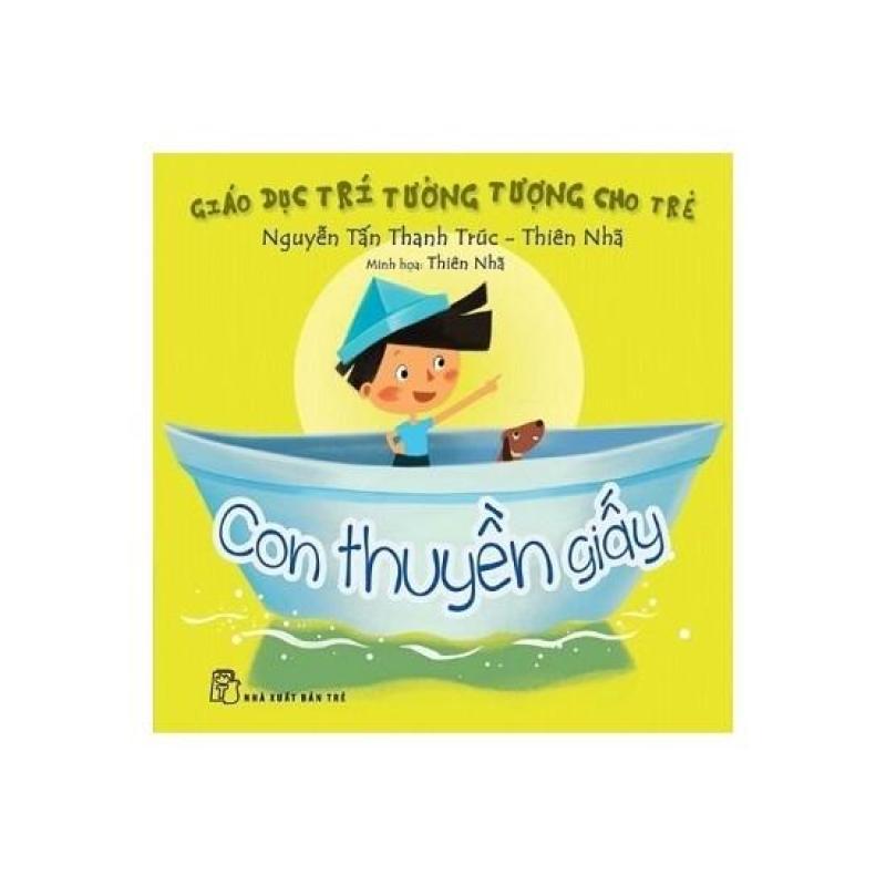 Mua Giáo dục trí tưởng tượng cho trẻ - Con thuyền giấy