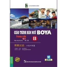 Giáo trình Hán ngữ Boya trung cấp tập 2