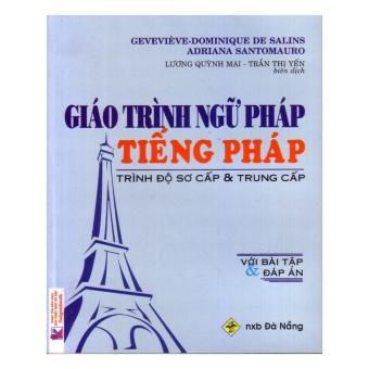 Ebook Giáo trình ngữ pháp tiếng Pháp PDF