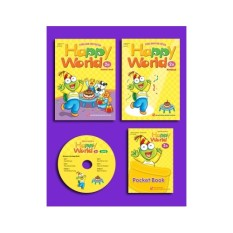 Mua Happy world - tiếng Anh cho trẻ em, Bộ 2a