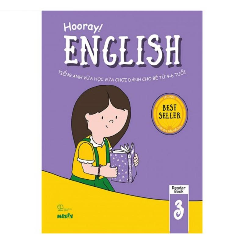 Mua Hooray Enghlish Read Book 3