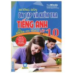 Mua Hướng dẫn ôn tập và kiểm tra tiếng anh lớp 10 tập 1