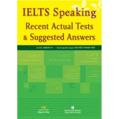 IELTS Speaking Recent Actual Tests & Suggested Answers – 298k
