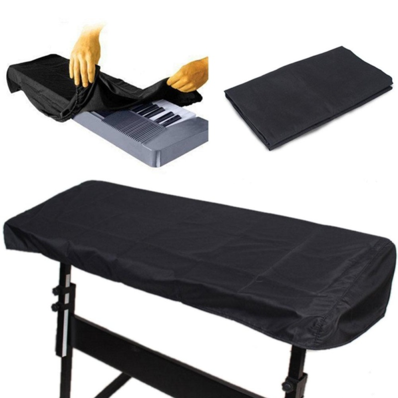 Keyboard Dust Cover For 88 Key Electronic Piano Dirtproof Storage Bag Dustcover - intl