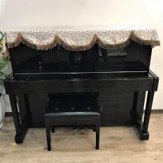 KHĂN PHỦ ĐÀN PIANO HOẠ TIẾT HOA