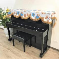KHĂN PHỦ ĐÀN PIANO (LOẠI PHỦ TRÙM QUA NẮP PHÍM)