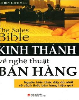 Kinh thánh về nghệ thuật bán hàng - TB