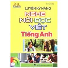 Mua Luyện Kỹ Năng Nghe - Nói - Đọc - Viết Tiếng Anh (Kèm CD)