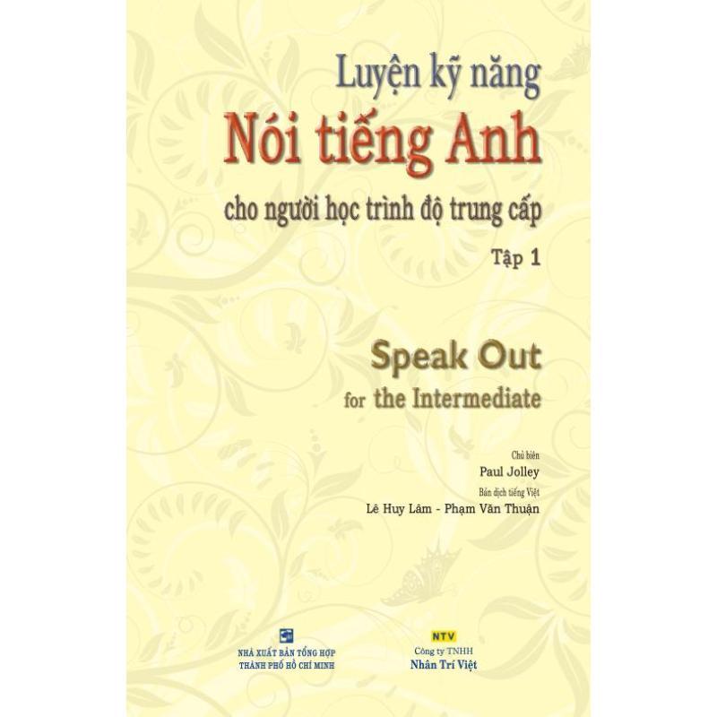 Mua Luyện kỹ năng nói tiếng Anh cho người học trình độ trung cấp: Tập 1 (kèm CD)
