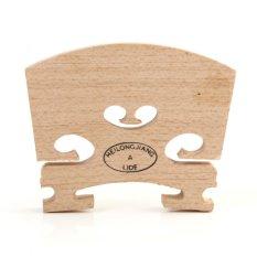 Maple Violin Bridge Regular Type 4/4 Size – intl