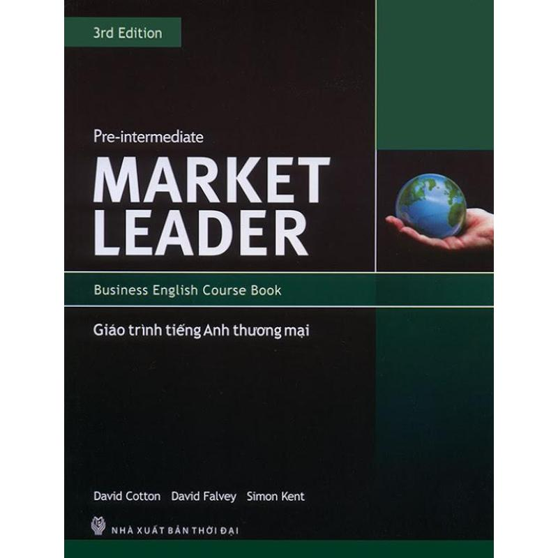 Mua Market Leader - 3rd Edition - Pre-Intermediate (kèm 2 CD)