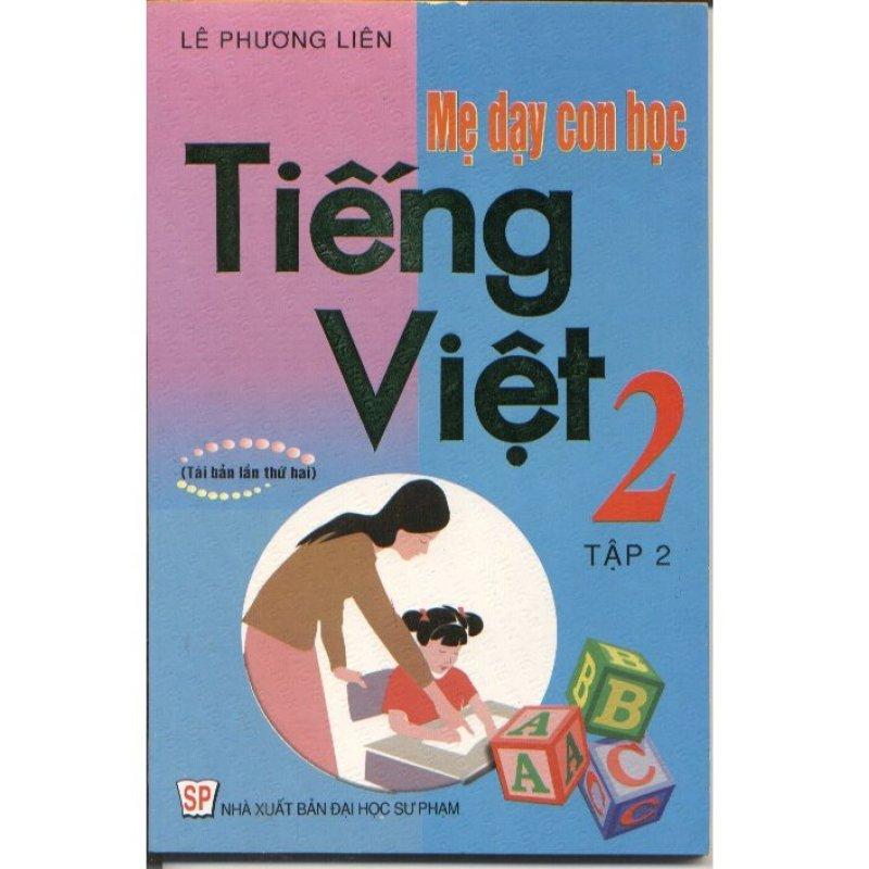 Mua Mẹ Dạy Con Học Tiếng Việt 2/2