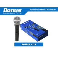 Micro karaoke Bonus Audio CD5
