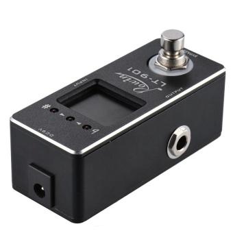 Nơi bán Mini Chromatic Guitar Tuner Pedal Effect True Bypass Lcd Display - intl rẻ nhất