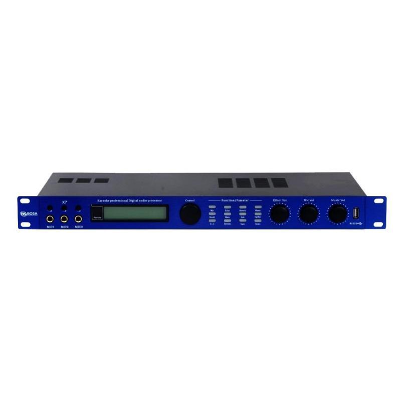 Professional Digital Processor BOSA X7