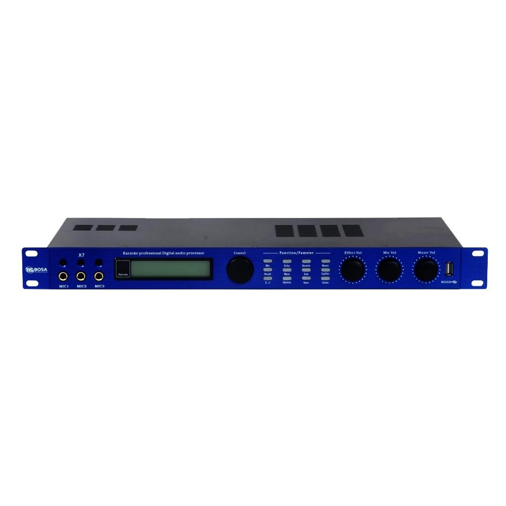 Giá Sốc Mixer digital – Vang số Bosa X7