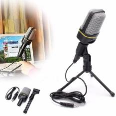 Cập Nhật Giá New Audio USB Microphone MSN Skype Studio Sound Recording Condenser Mic Stand – intl