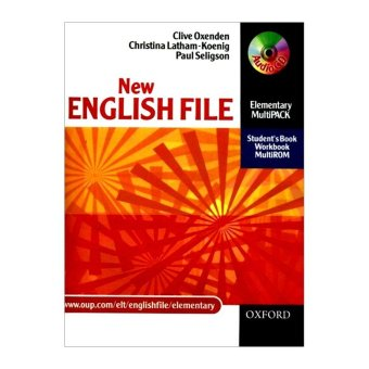 New English File Elementary Cd