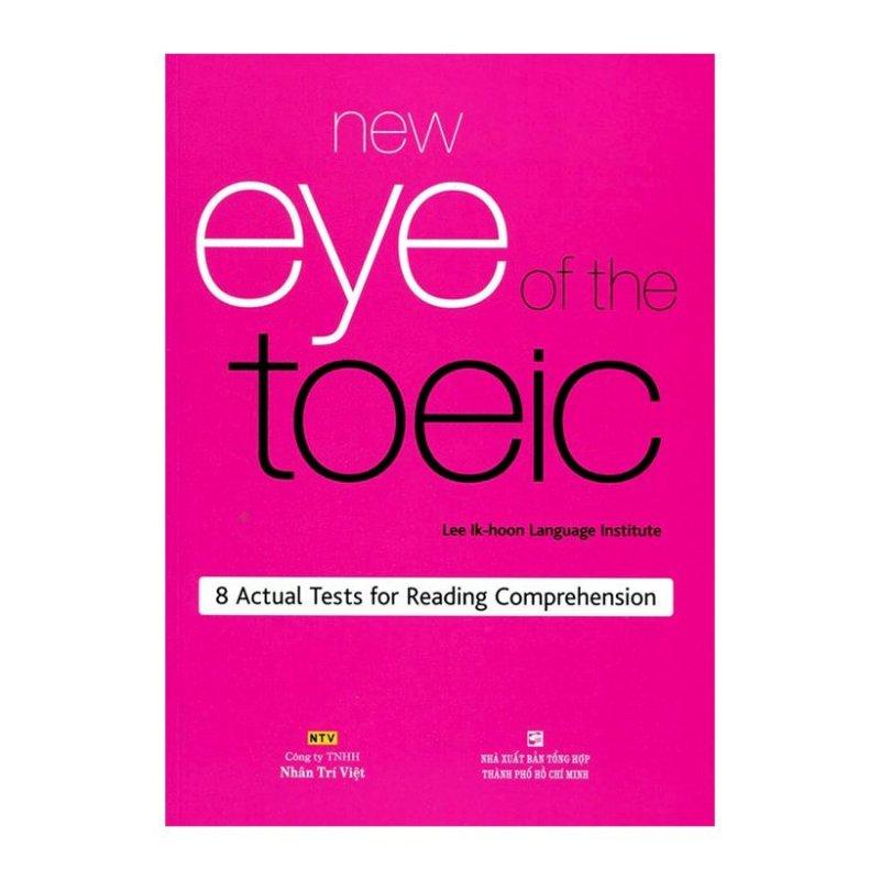 Mua New Eye Of The TOEIC - Lee Ik-hoon Language Institute