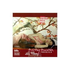 Những Tình Khúc Bất Tử Vol. 17: Mong Manh – Vũ Hồng Khanh (CD)