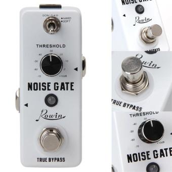 Noise Killer Guitar Noise Gate Suppressor Effect Pedal - intl - 2 ...